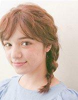 脸大的女生适合怎样扎发 脸大的妹妹扎什么辫子好