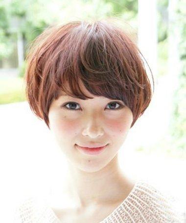 无需打理短发发型 免打理女生短发发型