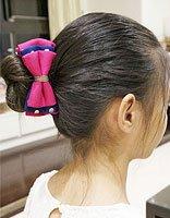 儿童怎样盘头发好看 儿童生活盘头发的方法