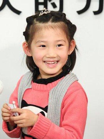 三岁小孩子扎头发发型 漂亮小孩发型简单扎法步骤
