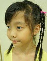 小女孩长头发怎样编辫子 小女孩漂亮头发编法