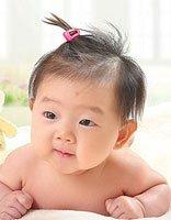 怎么扎好看的短发小孩子发型 可爱的小孩发型扎发