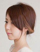 脸圆适合扎什么发型好看 圆脸适合发型扎法步骤