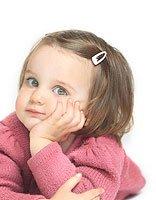 婴儿短发如何扎辫子 中短发的扎辫子
