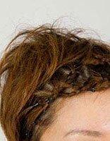 额头短发怎么扎 可爱露额短发扎法