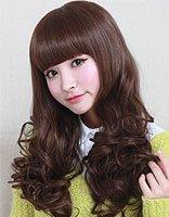 发橱发型集锦齐腰梨花 水瓶座女生适合的梨花烫发型