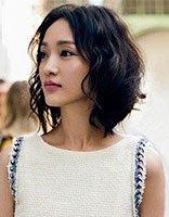 无刘海气质短发发型 女生无刘海短发发型