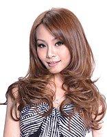 头发中长偏少适合烫什么发型 头发少烫发发型图片