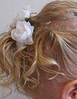 小孩好看的发型扎法图解 小孩短发发型扎法