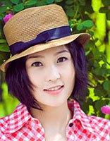 有什么短发适合圆脸的女学生没有刘海的 没有刘海的学生头