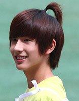 男生齐刘海发型分几种 男生齐刘海发型扎法