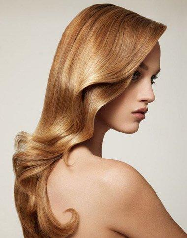 欧美中长发怎样打理 容易打理的中长发卷发