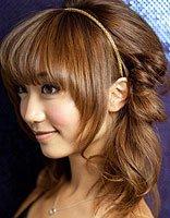 大脸适合盘什么样的发型 大脸女生适合的盘发发型