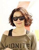 中年妇女圆脸适合的发型 中年圆脸时尚发型图片
