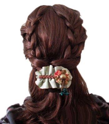 蜈蚣编辫子发型方法图解 自己编蜈蚣发型步骤