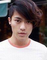 男生椭圆形脸适合什么发型 男脸椭圆短头发造型图片