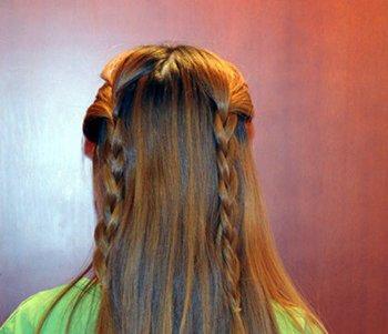最适合方脸的扎发发型 方形脸扎法技巧与方法