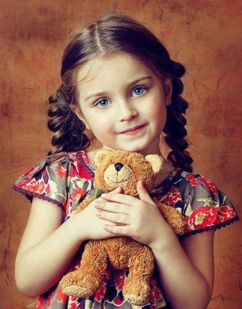 5岁小朋友怎么梳漂亮简单鱼尾辫发型 小女孩辫子发型图片