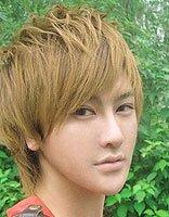 男生最好看的非主流发型 非主流男生刘海发型图片