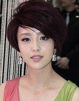 30岁妇人脸很小做什么发型脸看起来大点 适合小脸女孩的时尚发型