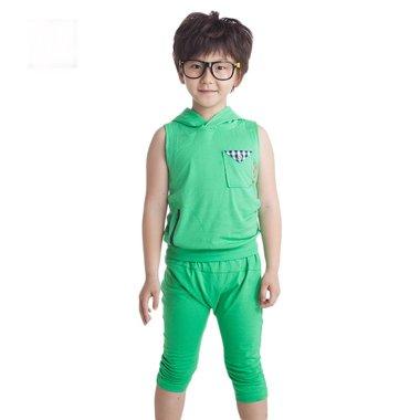 4-10岁男童适合什么发型 适合小男孩的时尚短发发型