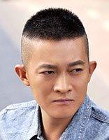 沙宣男生板寸发型 生活化的欧美男士沙宣发型图片
