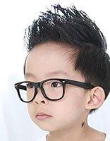 4岁男宝宝瓜子脸什么发型好看 4岁男孩最酷发型图片图片