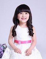 小孩子蘑菇头怎么扎头发 给蘑菇头小孩扎头发发型图片
