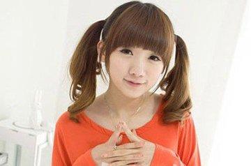 中学生长脸女生简单的马尾辫 长脸女学生适合的马尾发型图片