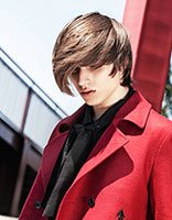 欧美长头发男影星发型 男生长头发发型图片