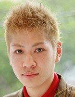 圆脸男生适合的短发发型 男士圆脸毛寸发型图片图片