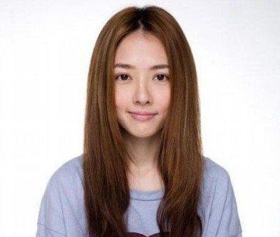 脸长额头大女生适合的发型 适合长脸女孩的发型图片