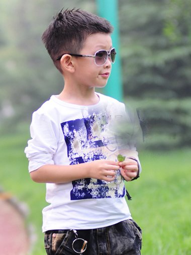 儿童发型设计图片_男/女儿童发型设计图片图片