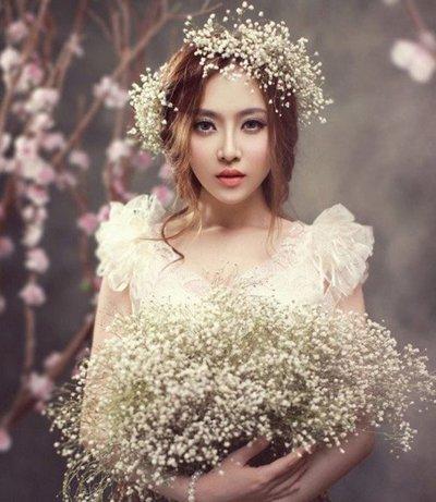 脸宽适合什么样的新娘发型 脸宽而长适合什么发型图片