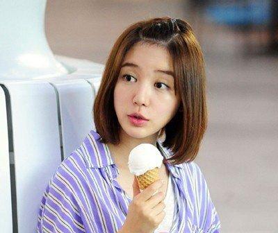 明星短发沙宣发型 韩国明星沙宣发型图片