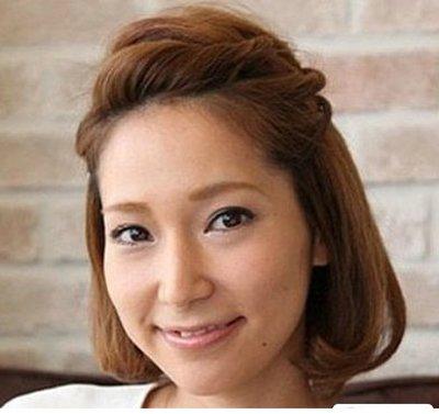 脸大的头发怎么扎发 2017最新大脸女生扎头发方法图解