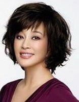 中老年短发造型推荐 适合各种脸型的发型
