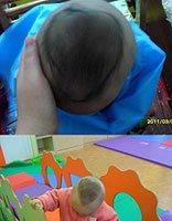 自己怎样给男童推漂亮发型 小男童心形发型图片