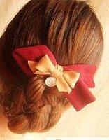 韩式简单学生盘头发型步骤 夏季学生盘发发型图解
