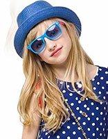 小学生长方形的脸型适合梳什么发型 小学生方脸发型图