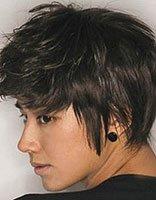 吹风机怎么吹纹理发型 如何吹纹理烫发型图解