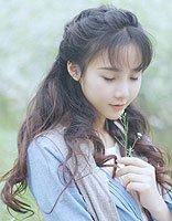 发尾螺旋卷发发型图片 最流行的卷发螺旋梨花头发型