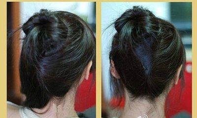 夏季长发直发型扎法 2017年长发直发夏季头发的扎法图解