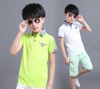 男小孩儿童短发发型 男生两边短发发型