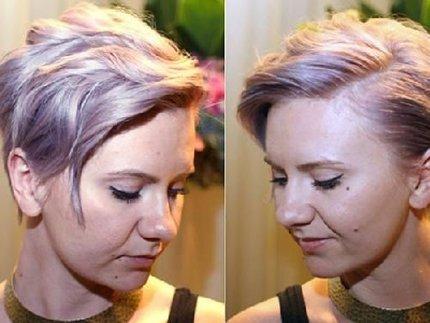 短发怎么用卷发器 短发用什么卷发棒