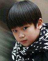 幼儿的个性发型男孩 韩国小男孩发型