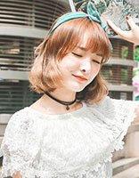 少女发型与脸型的搭配设计 鹅蛋脸女生适合的发型