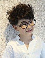 男儿童剃头发型图 可爱男宝贝发型