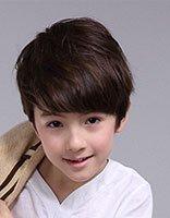 漂亮的发型怎么梳 有小辫子的儿童(2)