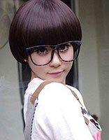 16年蘑菇头短发发型 女生短发蘑菇头发型